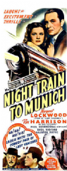 Night Train to Munich 1940 DVD - Margaret Lockwood / Rex Harrison